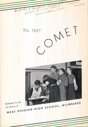 Page 9, 1937 Edition, West Division High School - Comet Yearbook (Milwaukee, WI) online yearbook collection