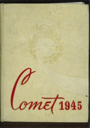 1945 Edition, West Division High School - Comet Yearbook (Milwaukee, WI)