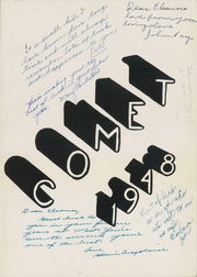 Page 5, 1948 Edition, West Division High School - Comet Yearbook (Milwaukee, WI) online yearbook collection