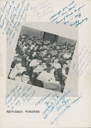 Page 7, 1948 Edition, West Division High School - Comet Yearbook (Milwaukee, WI) online yearbook collection