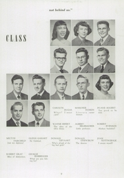 Page 15, 1950 Edition, West Division High School - Comet Yearbook (Milwaukee, WI) online yearbook collection