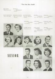 Page 16, 1950 Edition, West Division High School - Comet Yearbook (Milwaukee, WI) online yearbook collection