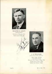 Page 11, 1937 Edition, Plymouth High School - Quit Qui Oc Yearbook (Plymouth, WI) online yearbook collection