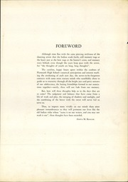 Page 7, 1937 Edition, Plymouth High School - Quit Qui Oc Yearbook (Plymouth, WI) online yearbook collection