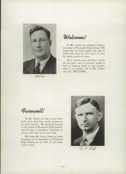 Page 16, 1941 Edition, Plymouth High School - Quit Qui Oc Yearbook (Plymouth, WI) online yearbook collection
