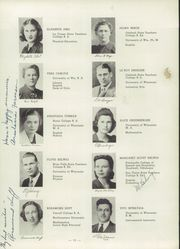 Page 17, 1941 Edition, Plymouth High School - Quit Qui Oc Yearbook (Plymouth, WI) online yearbook collection