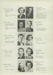 Page 11, 1945 Edition, Plymouth High School - Quit Qui Oc Yearbook (Plymouth, WI) online yearbook collection