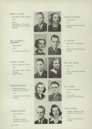 Page 12, 1945 Edition, Plymouth High School - Quit Qui Oc Yearbook (Plymouth, WI) online yearbook collection