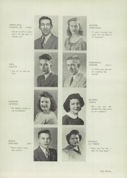 Page 15, 1945 Edition, Plymouth High School - Quit Qui Oc Yearbook (Plymouth, WI) online yearbook collection