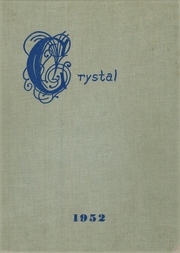 Page 1, 1952 Edition, Waupaca High School - Crystal Yearbook (Waupaca, WI) online yearbook collection