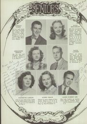 Page 14, 1947 Edition, Elkhorn High School - Elk Yearbook (Elkhorn, WI) online yearbook collection