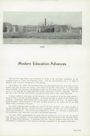 Page 13, 1940 Edition, De Pere High School - Fox Yearbook (De Pere, WI) online yearbook collection