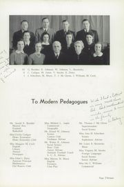 Page 17, 1940 Edition, De Pere High School - Fox Yearbook (De Pere, WI) online yearbook collection