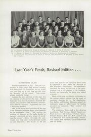 Page 36, 1940 Edition, De Pere High School - Fox Yearbook (De Pere, WI) online yearbook collection