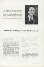 Page 43, 1940 Edition, De Pere High School - Fox Yearbook (De Pere, WI) online yearbook collection