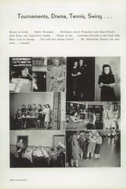 Page 52, 1940 Edition, De Pere High School - Fox Yearbook (De Pere, WI) online yearbook collection
