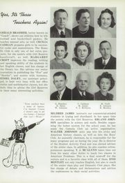 Page 14, 1941 Edition, De Pere High School - Fox Yearbook (De Pere, WI) online yearbook collection