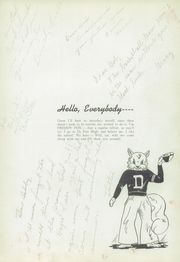 Page 5, 1941 Edition, De Pere High School - Fox Yearbook (De Pere, WI) online yearbook collection