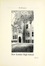 Page 13, 1930 Edition, New London High School - Classmate Yearbook (New London, WI) online yearbook collection