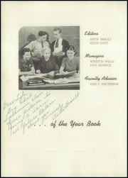 Page 12, 1938 Edition, New London High School - Classmate Yearbook (New London, WI) online yearbook collection