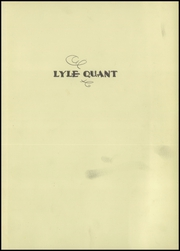 Page 3, 1938 Edition, New London High School - Classmate Yearbook (New London, WI) online yearbook collection