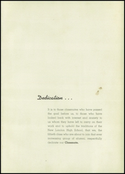 Page 9, 1938 Edition, New London High School - Classmate Yearbook (New London, WI) online yearbook collection