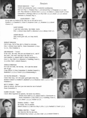 Page 14, 1956 Edition, New London High School - Classmate Yearbook (New London, WI) online yearbook collection