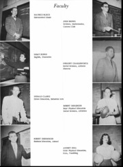 Page 8, 1956 Edition, New London High School - Classmate Yearbook (New London, WI) online yearbook collection