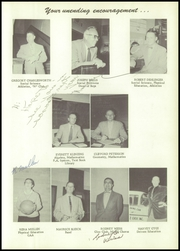 Page 11, 1957 Edition, New London High School - Classmate Yearbook (New London, WI) online yearbook collection