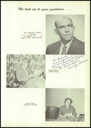 Page 9, 1957 Edition, New London High School - Classmate Yearbook (New London, WI) online yearbook collection
