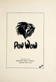 Page 11, 1923 Edition, Medford High School - Pow Wow Yearbook (Medford, WI) online yearbook collection