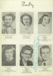 Page 12, 1953 Edition, Medford High School - Pow Wow Yearbook (Medford, WI) online yearbook collection