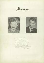 Page 6, 1953 Edition, Medford High School - Pow Wow Yearbook (Medford, WI) online yearbook collection