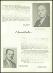 Page 13, 1959 Edition, Medford High School - Pow Wow Yearbook (Medford, WI) online yearbook collection