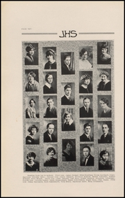 Page 12, 1925 Edition, Jefferson High School - Jeffersonian Yearbook (Jefferson, WI) online yearbook collection