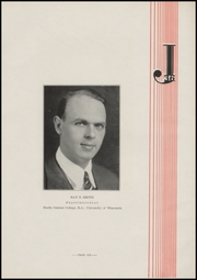 Page 10, 1936 Edition, Jefferson High School - Jeffersonian Yearbook (Jefferson, WI) online yearbook collection