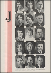 Page 13, 1936 Edition, Jefferson High School - Jeffersonian Yearbook (Jefferson, WI) online yearbook collection