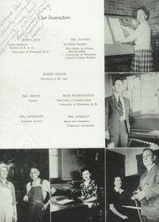 Page 14, 1943 Edition, Jefferson High School - Jeffersonian Yearbook (Jefferson, WI) online yearbook collection