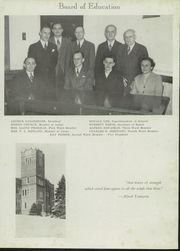 Page 11, 1947 Edition, Jefferson High School - Jeffersonian Yearbook (Jefferson, WI) online yearbook collection