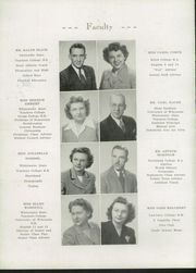 Page 12, 1947 Edition, Jefferson High School - Jeffersonian Yearbook (Jefferson, WI) online yearbook collection