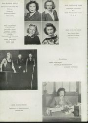Page 14, 1947 Edition, Jefferson High School - Jeffersonian Yearbook (Jefferson, WI) online yearbook collection