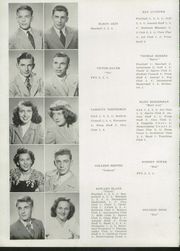 Page 16, 1947 Edition, Jefferson High School - Jeffersonian Yearbook (Jefferson, WI) online yearbook collection