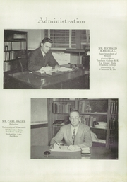 Page 11, 1948 Edition, Jefferson High School - Jeffersonian Yearbook (Jefferson, WI) online yearbook collection