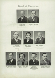 Page 12, 1948 Edition, Jefferson High School - Jeffersonian Yearbook (Jefferson, WI) online yearbook collection