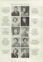 Page 13, 1948 Edition, Jefferson High School - Jeffersonian Yearbook (Jefferson, WI) online yearbook collection