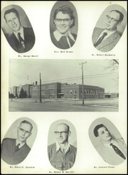 Adams Friendship High School - Sandbur Yearbook (Adams, WI) online yearbook collection, 1955 Edition, Page 8