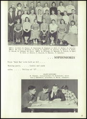 Adams Friendship High School - Sandbur Yearbook (Adams, WI) online yearbook collection, 1957 Edition, Page 19