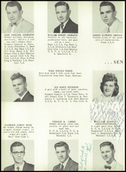 Adams Friendship High School - Sandbur Yearbook (Adams, WI) online yearbook collection, 1957 Edition, Page 22