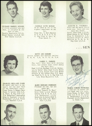 Adams Friendship High School - Sandbur Yearbook (Adams, WI) online yearbook collection, 1957 Edition, Page 26