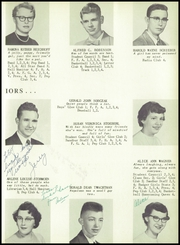 Adams Friendship High School - Sandbur Yearbook (Adams, WI) online yearbook collection, 1957 Edition, Page 27